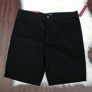 NWT Black Mens Merona Shorts